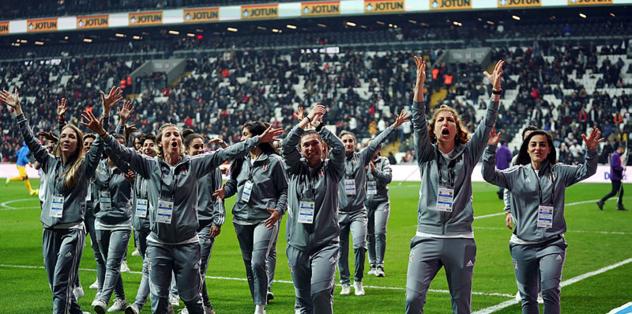 Beşiktaş Atletico Madrid