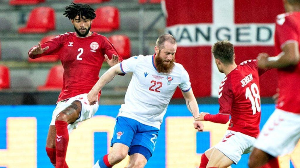 Danimarka Deplasmanda 3 Puanı 1 Golle Aldı