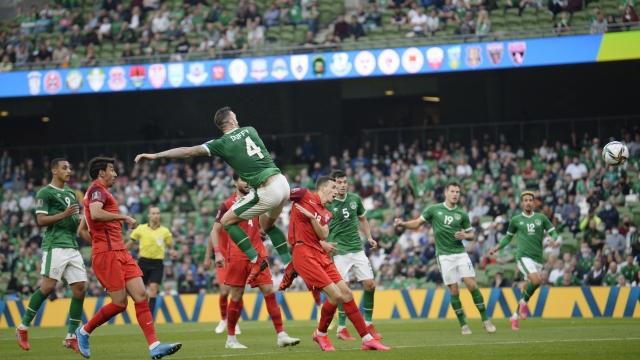 İrlanda Cumhuriyeti ve Azerbaycan Maçından Kazanan Çıkmadı