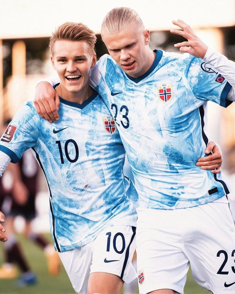Norveç Deplasmanda Letonya'yı 2 Farkla Geçti