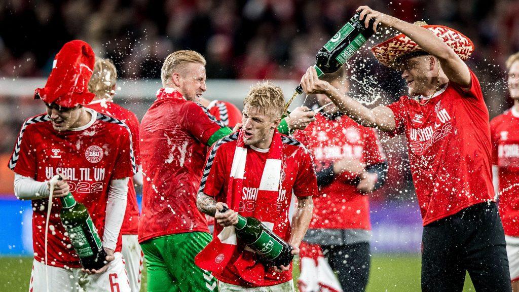 Danimarka Sahasında Tek Golle Kazandı