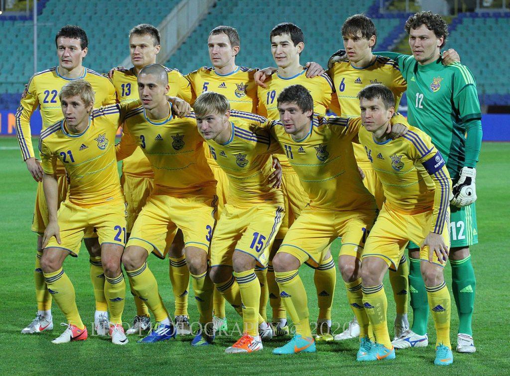 Ukrayna Sahasında Bosna Hersek İle Berabere Kaldı 1-1